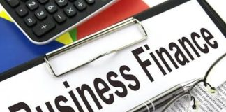 contribution of business finance