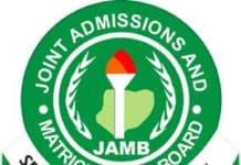 jamb 2020 registration procedures